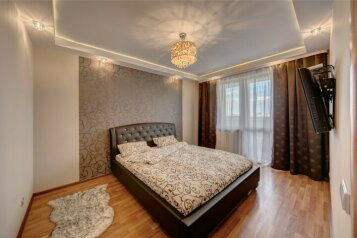 3-комн. квартира, 90 кв.м. на 6 человек, улица Сергея Есенина, 119к2, Минск - Фотография 1