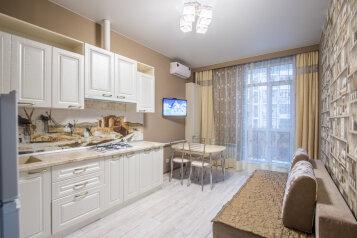 1-комн. квартира, 53 кв.м. на 4 человека, Крымская улица, Геленджик - Фотография 1
