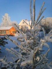 Дом, 90 кв.м. на 6 человек, 2 спальни, поселок Машезеро, Петрозаводск - Фотография 1