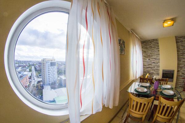 2-комн. квартира, 107 кв.м. на 4 человека, улица Декабристов, 116, Омск - Фотография 1