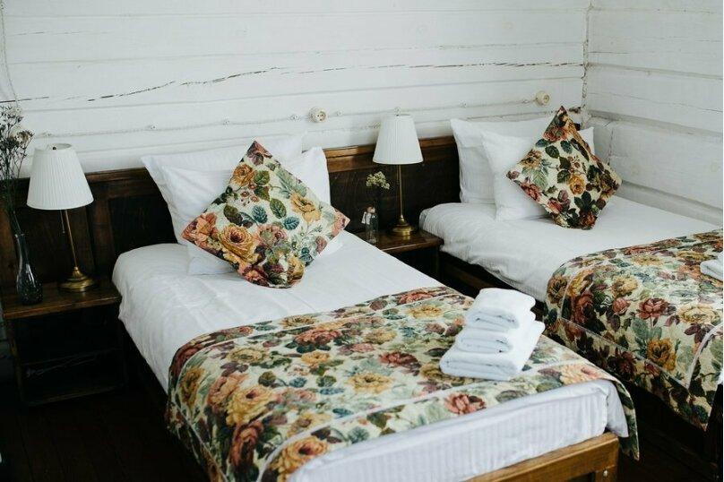 Twin Двухместный номер 2 раздельными кроватями , улица Седова, 12, Иркутск - Фотография 1
