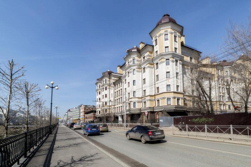 2-комн. квартира, 60 кв.м. на 5 человек, Право-Булачная улица, 47, Казань - Фотография 24
