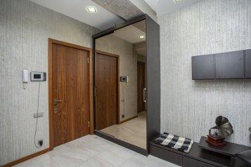 2-комн. квартира, 55 кв.м. на 4 человека, улица Павла Ингороквы, Тбилиси - Фотография 3