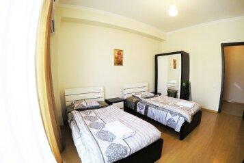 3-комн. квартира, 100 кв.м. на 5 человек, улица Павла Ингороквы, Тбилиси - Фотография 4