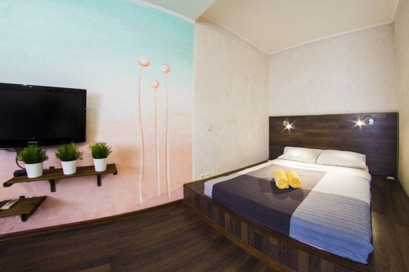 1-комн. квартира, 40 кв.м. на 3 человека, улица 25 лет Октября, 11, Омск - Фотография 5