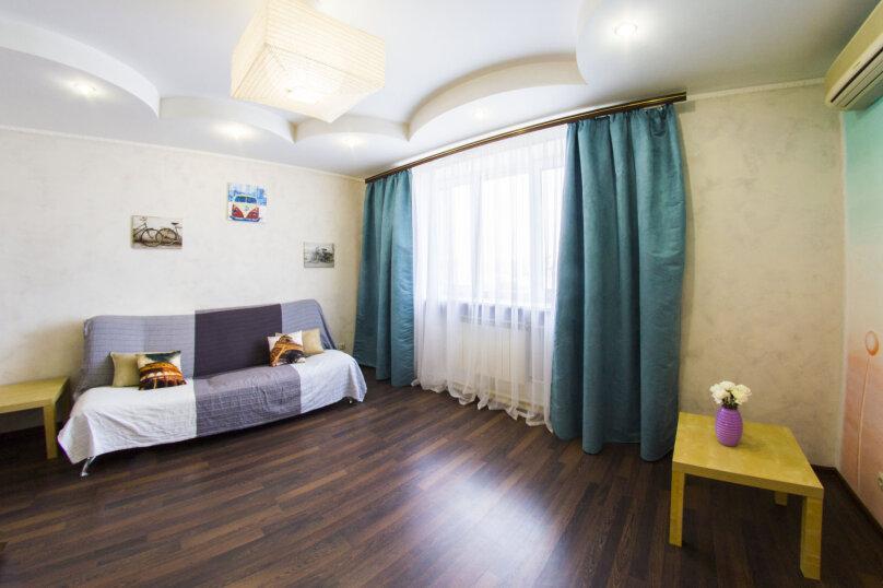 1-комн. квартира, 40 кв.м. на 3 человека, улица 25 лет Октября, 11, Омск - Фотография 6