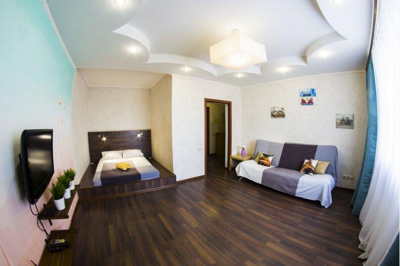 1-комн. квартира, 40 кв.м. на 3 человека, улица 25 лет Октября, 11, Омск - Фотография 7