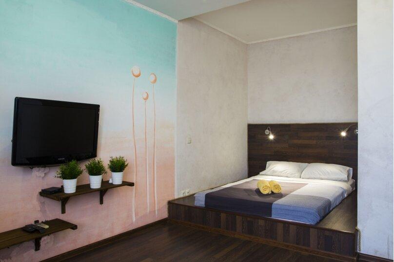 1-комн. квартира, 40 кв.м. на 3 человека, улица 25 лет Октября, 11, Омск - Фотография 8