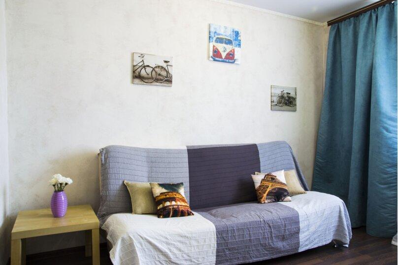 1-комн. квартира, 40 кв.м. на 3 человека, улица 25 лет Октября, 11, Омск - Фотография 9