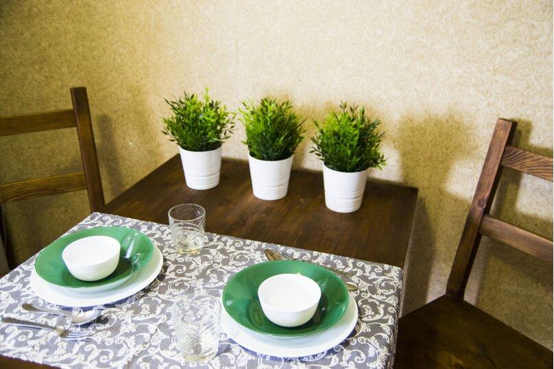1-комн. квартира, 40 кв.м. на 3 человека, улица 25 лет Октября, 11, Омск - Фотография 11