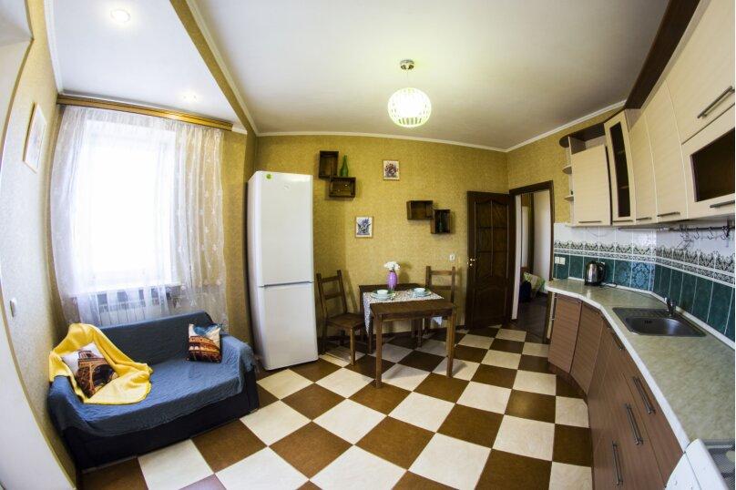 1-комн. квартира, 40 кв.м. на 3 человека, улица 25 лет Октября, 11, Омск - Фотография 13