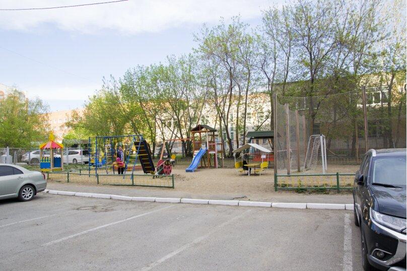 1-комн. квартира, 40 кв.м. на 3 человека, улица 25 лет Октября, 11, Омск - Фотография 19