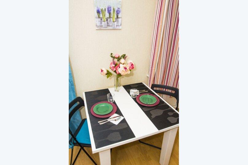 2-комн. квартира, 33 кв.м. на 4 человека, проспект Карла Маркса, 26, Омск - Фотография 4
