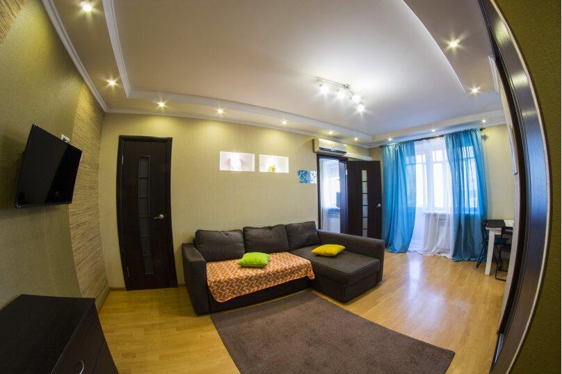 2-комн. квартира, 33 кв.м. на 4 человека, проспект Карла Маркса, 26, Омск - Фотография 8