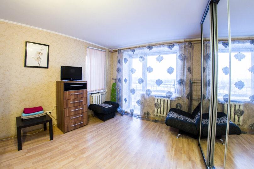 1-комн. квартира на 2 человека, улица Серова, 26, Омск - Фотография 5