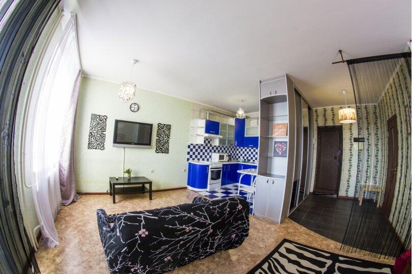 1-комн. квартира, 40 кв.м. на 3 человека, Жукова, 144, Омск - Фотография 10