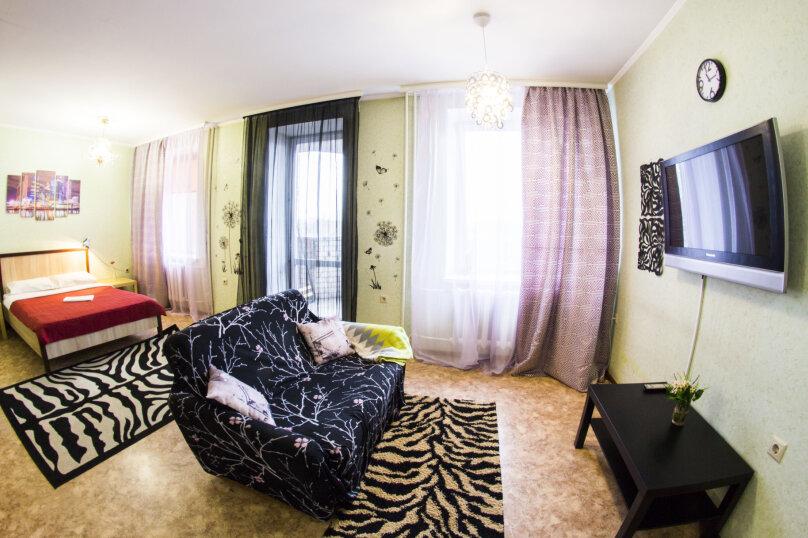 1-комн. квартира, 40 кв.м. на 3 человека, Жукова, 144, Омск - Фотография 13