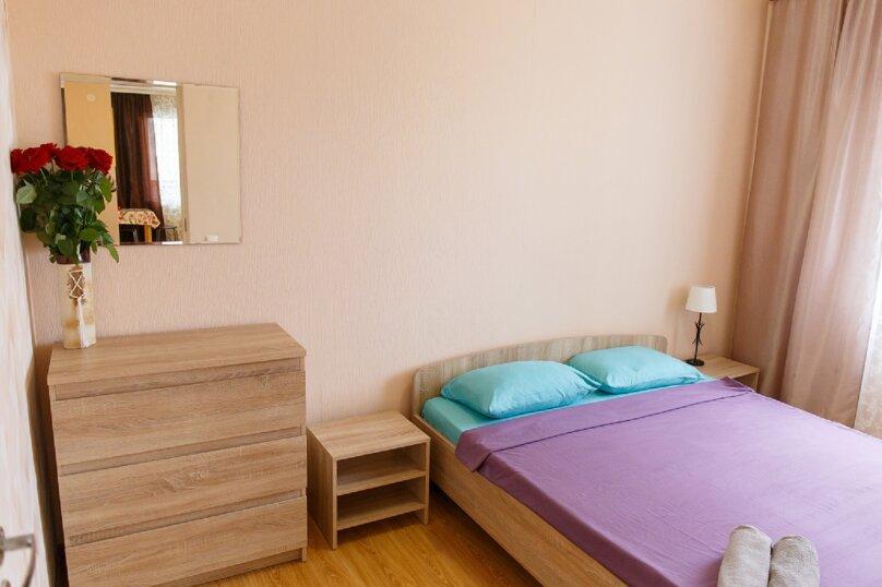 2-комн. квартира, 46 кв.м. на 5 человек, улица Варламова, 35, Петрозаводск - Фотография 2