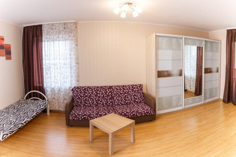 2-комн. квартира, 46 кв.м. на 5 человек, улица Варламова, 35, Петрозаводск - Фотография 4