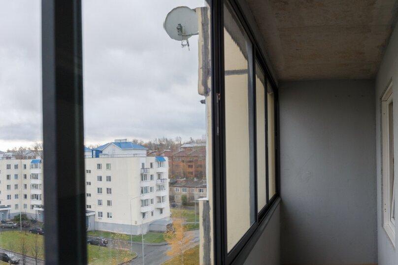 2-комн. квартира, 46 кв.м. на 5 человек, улица Варламова, 35, Петрозаводск - Фотография 8