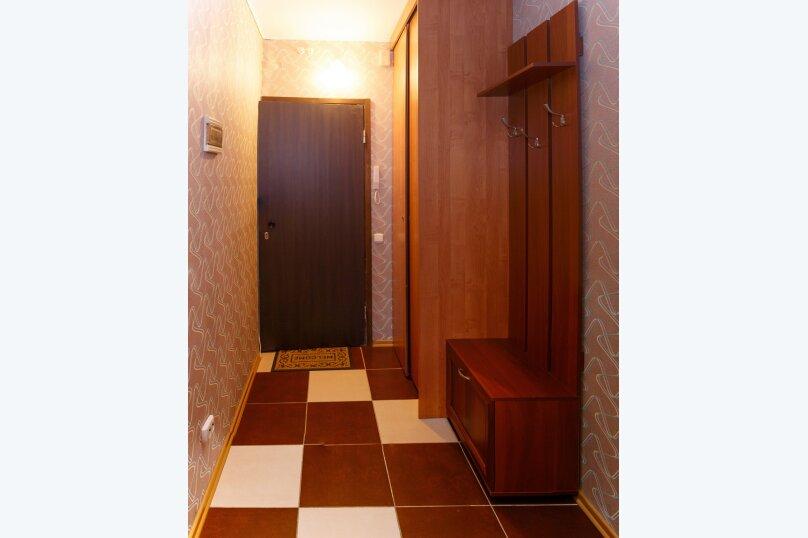 2-комн. квартира, 46 кв.м. на 5 человек, улица Варламова, 35, Петрозаводск - Фотография 14