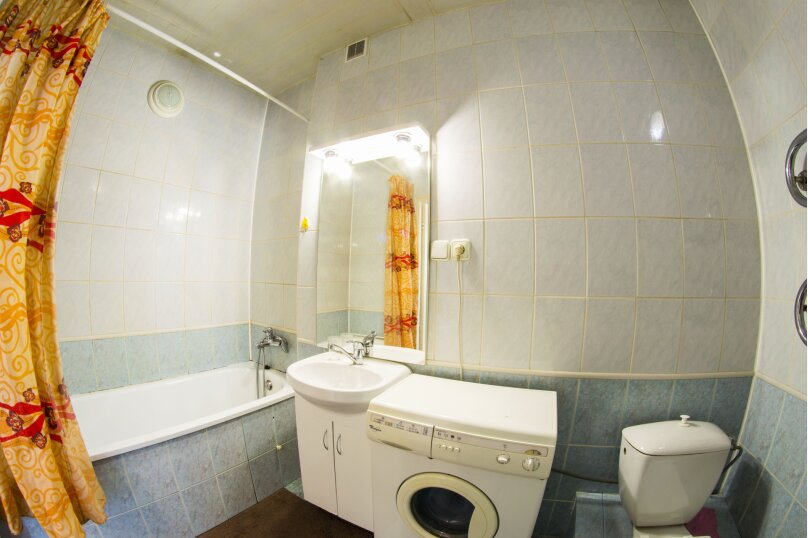 1-комн. квартира, 34 кв.м. на 2 человека, улица Масленникова, 9, Омск - Фотография 8
