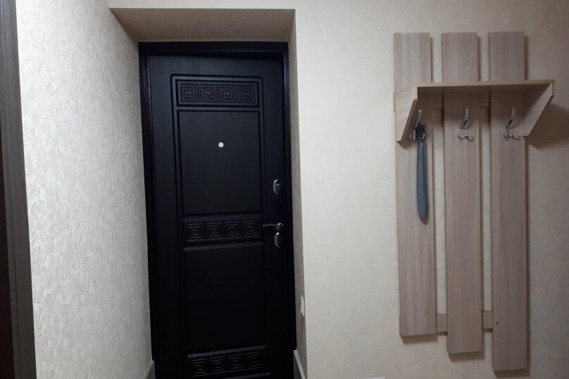 2-комн. квартира, 55 кв.м. на 5 человек, Донская улица/переулок Бокуна, 26А/33Б, Симферополь - Фотография 3