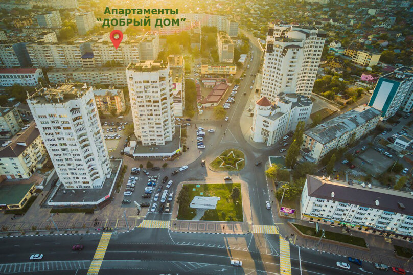 1-комн. квартира, 45 кв.м. на 4 человека, улица Карамзина, 25, Новороссийск - Фотография 5