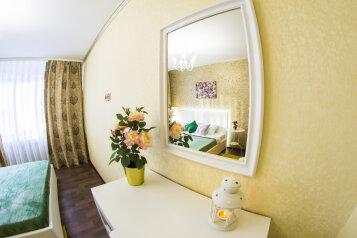 2-комн. квартира, 50 кв.м. на 4 человека, проспект Карла Маркса, 54, Ленинский округ, Омск - Фотография 3