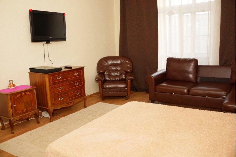 1-комн. квартира, 45 кв.м. на 3 человека, проспект Ленина, 54, Барнаул - Фотография 3