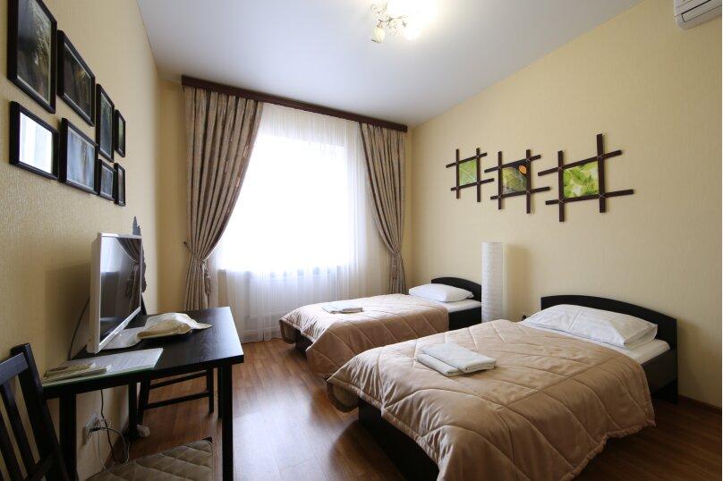 Двухместный номер Твин с 2-мя отд. кроватями, улица Передерия, 68, Краснодар - Фотография 1