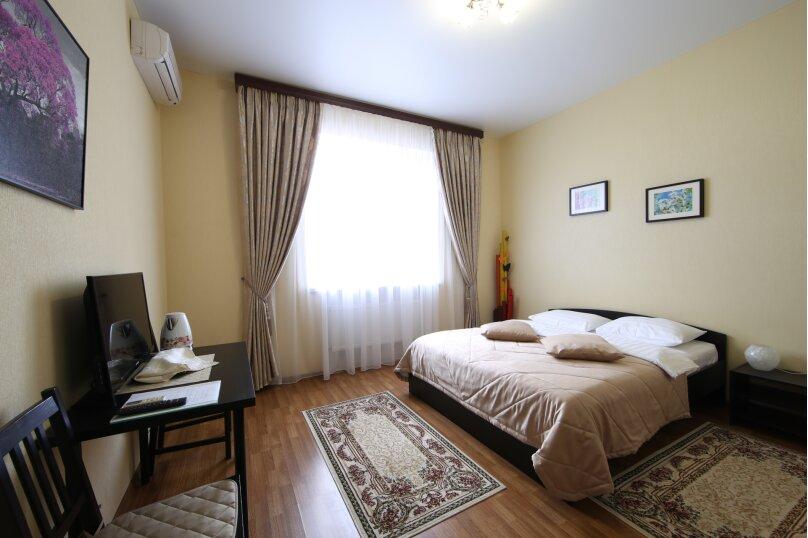 Двуместный номер Комфорт, улица Передерия, 68, Краснодар - Фотография 1