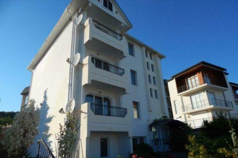 Дом с бассейном, 400 кв.м. на 18 человек, 9 спален, Лазурная улица, 55, Отрадное, Ялта - Фотография 2
