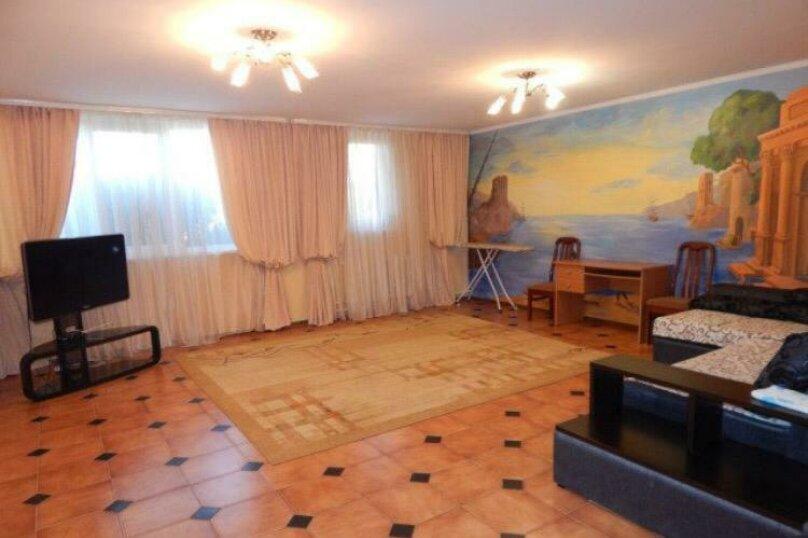 Дом с бассейном, 400 кв.м. на 18 человек, 9 спален, Лазурная улица, 55, Отрадное, Ялта - Фотография 10