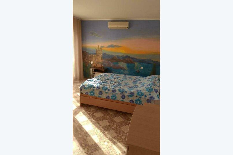 Дом с бассейном, 400 кв.м. на 18 человек, 9 спален, Лазурная улица, 55, Отрадное, Ялта - Фотография 11