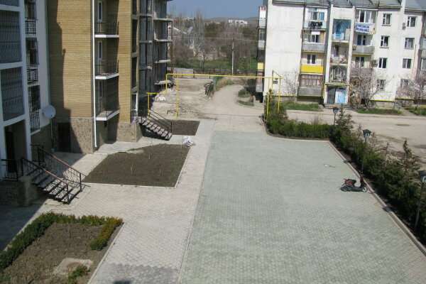 1-комн. квартира, 36 кв.м. на 3 человека, Долинный переулок, 15А, Коктебель - Фотография 1