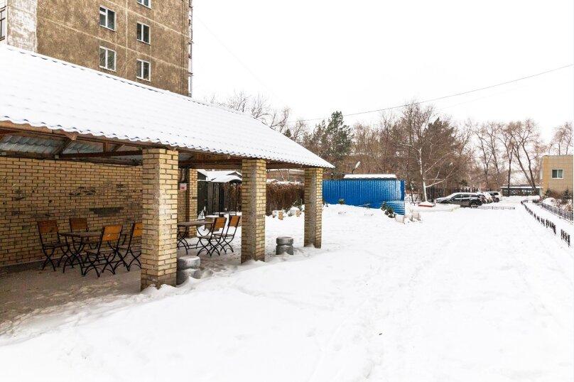 1-комн. квартира, 50 кв.м. на 4 человека, улица Фрунзе, 1к3, Омск - Фотография 31