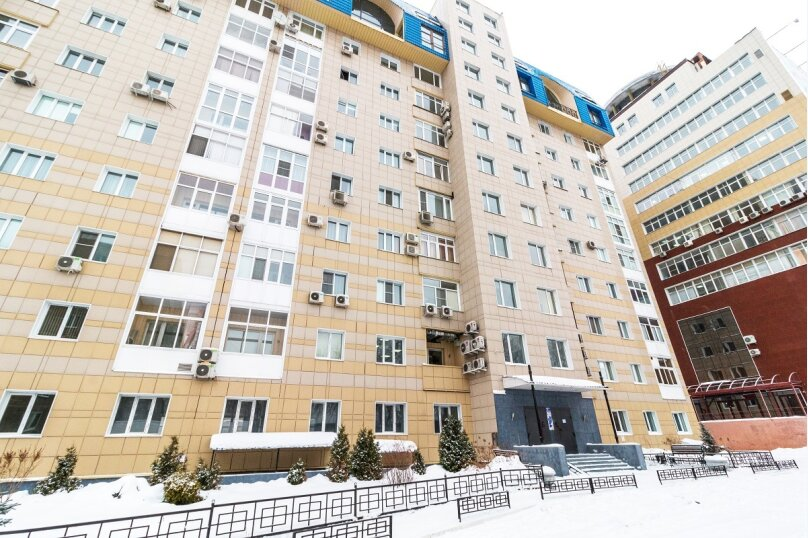 1-комн. квартира, 50 кв.м. на 4 человека, улица Фрунзе, 1к3, Омск - Фотография 32