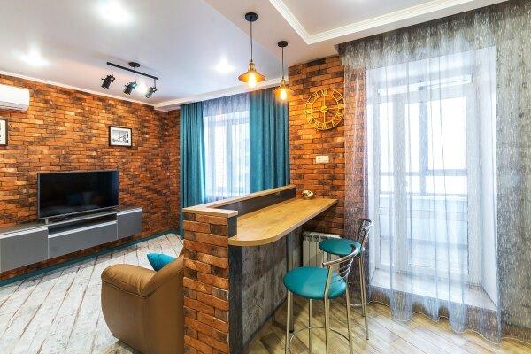 1-комн. квартира, 45 кв.м. на 3 человека, улица Красный Путь, 105к4, Омск - Фотография 1