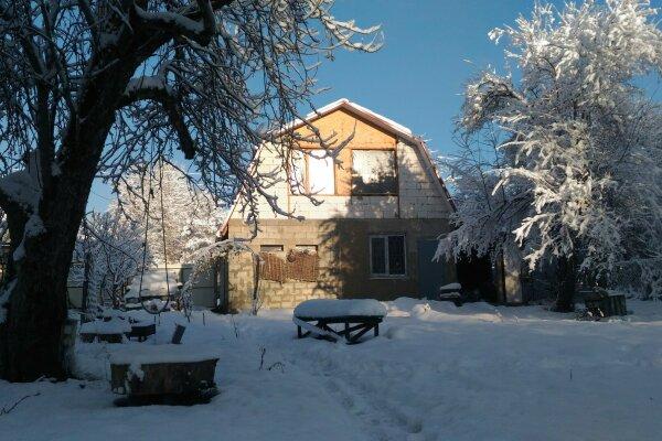 Дом  в горах у реки с камином на 8 человек, 60 кв.м. на 8 человек, 2 спальни