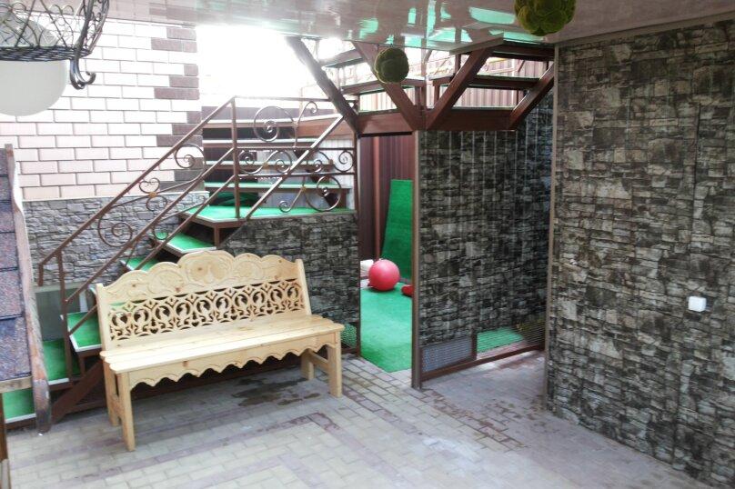 Дом, 70 кв.м. на 9 человек, 4 спальни, Октябрьский переулок, 4, Ейск - Фотография 4
