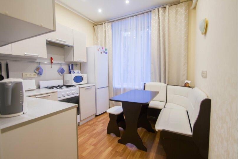2-комн. квартира, 60 кв.м. на 6 человек, Седова, 86, Санкт-Петербург - Фотография 6