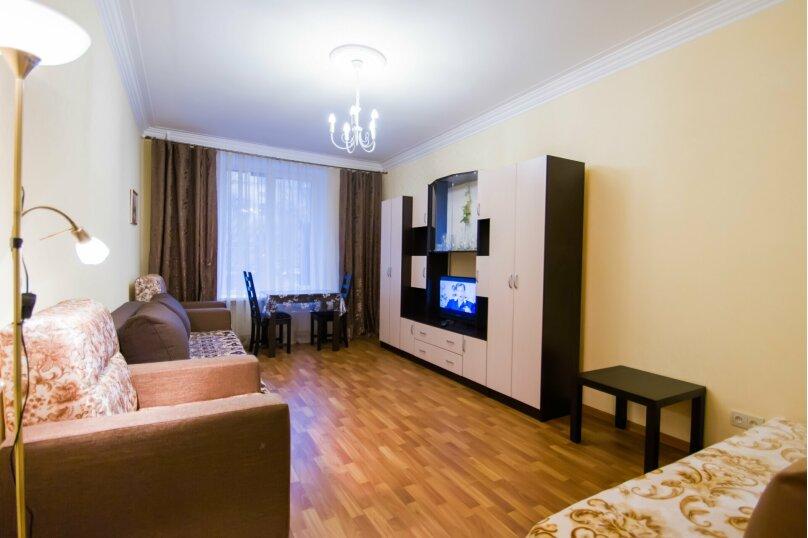 2-комн. квартира, 60 кв.м. на 6 человек, Седова, 86, Санкт-Петербург - Фотография 8