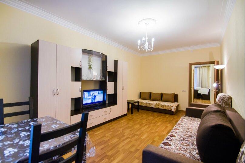 2-комн. квартира, 60 кв.м. на 6 человек, Седова, 86, Санкт-Петербург - Фотография 9