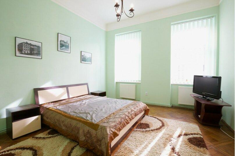 2-комн. квартира, 50 кв.м. на 4 человека, улица Спиридоновка, 24/1, Москва - Фотография 1