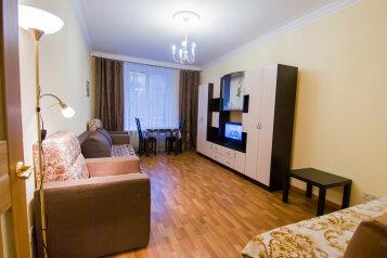 2-комн. квартира, 60 кв.м. на 6 человек, Седова, 86, Санкт-Петербург - Фотография 1