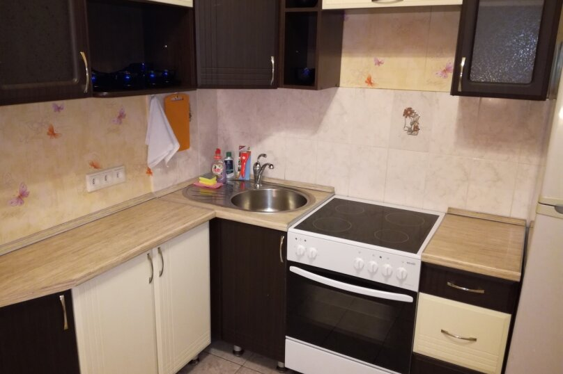 1-комн. квартира, 40 кв.м. на 3 человека, Школьная улица, 57, Железногорск - Фотография 12
