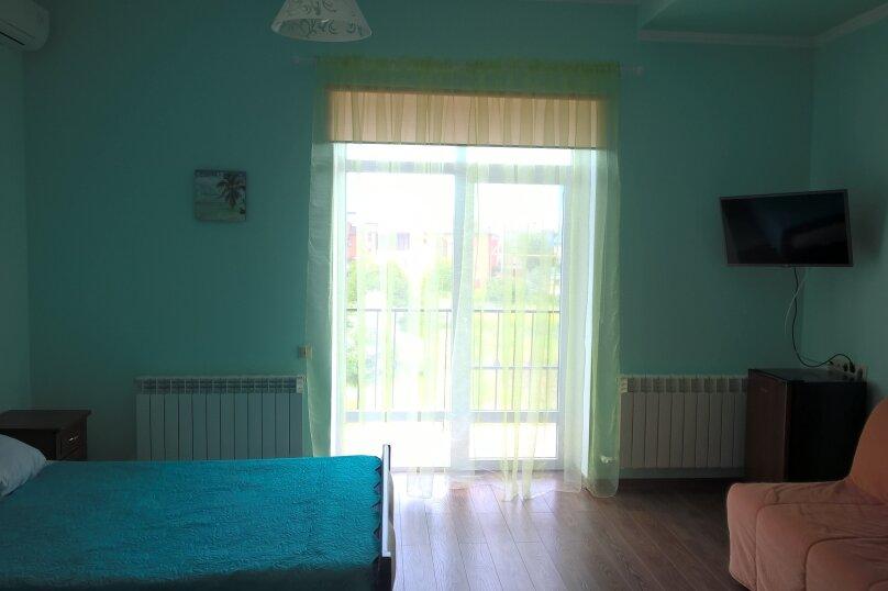 Номер люкс  Зеленый, Лозовая улица, 12, Витязево - Фотография 3