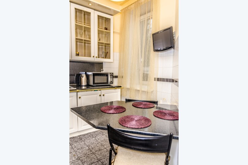 2-комн. квартира, 53 кв.м. на 4 человека, Большая Дорогомиловская улица, 5, Москва - Фотография 10