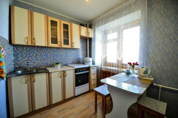 2-комн. квартира, 42 кв.м. на 4 человека, Тихоокеанская улица, Хабаровск - Фотография 4